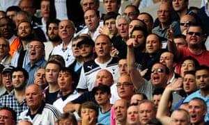 John Crace watches Tottenham Hotspur