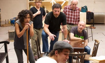 Rehearsal for Playboy of the Western World