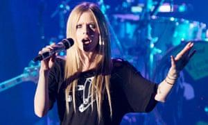 Avril Lavigne, Hammersmith Apollo, 21 September 2011