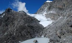 Glacier AX010 in Shorong