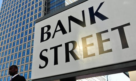 Bank Street sign