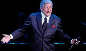 Tony Bennett In Concert At The Palms In Las Vegas