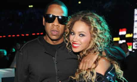 FILE: Beyonce And Jay-Z Welcome Baby Girl