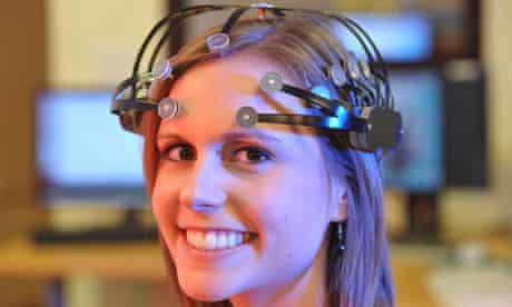 Mynd wireless EEG headset