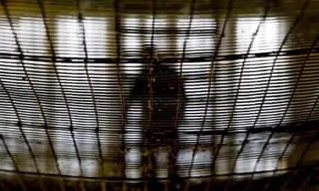 A prisoner at HMP Pentonville
