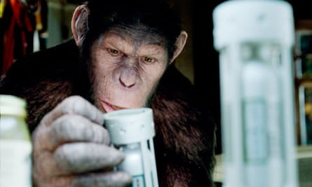 Planet of the apes serkis