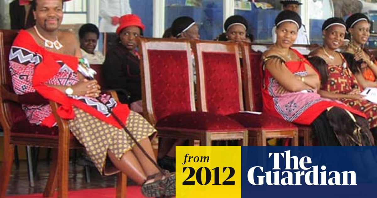Coca-Cola accused of propping up notorious Swaziland dictator