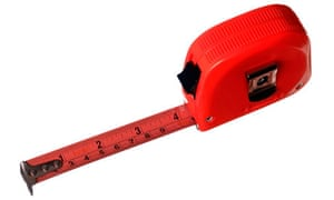 tape measure red