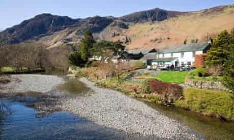 The Derwent, in Cumbria.