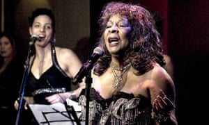 Martha Reeves live at ronnie scott's in london