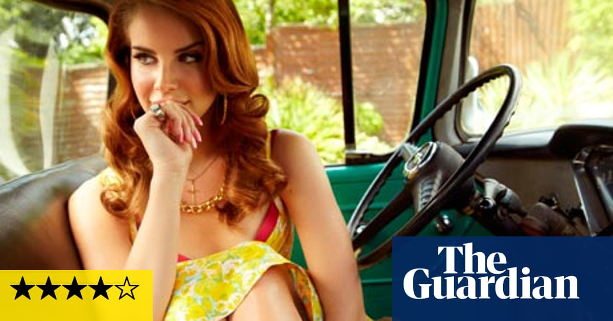 Lana Del Rey Born To Die Review Lana Del Rey The Guardian