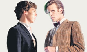 sherlock and doctor who notes and queries