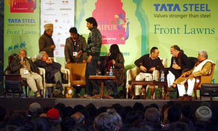 Salman Rushdie's video conference called off at Jaipur