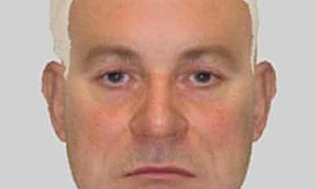 E-fit of gunman who helped Andrew Farndon to escape