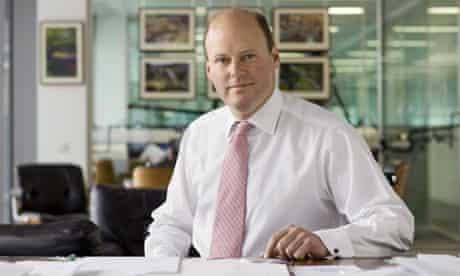 RBS CEO Stephen Hester