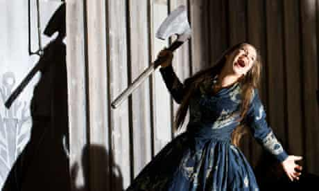 Annemarie Kremer in Norma by Opera North at Leeds Grand Theatre