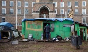 George Occupy Bristol