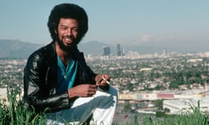 Gil Scott-Heron in Los Angeles, 1980