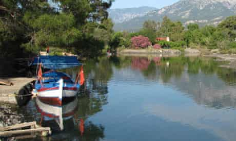 Boat, Turkey