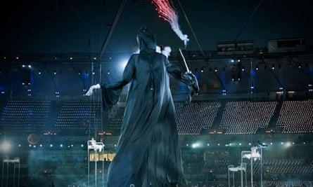 Opening ceremony Olympics