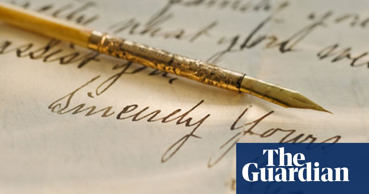 The Missing Ink by Philip Hensher – review | Books | The Guardian