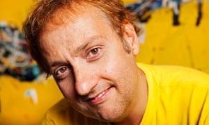 Spanish writer and cancer survivor Albert Espinosa.