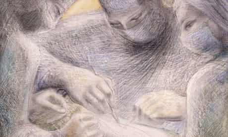Barbara Hepworth, Concentration of Hands II, 1948  Private Collection