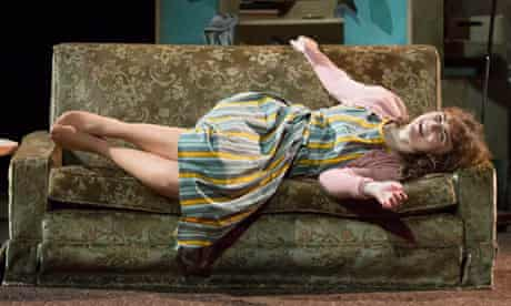 Katie West in A Taste of Honey at the Crucible, Sheffield