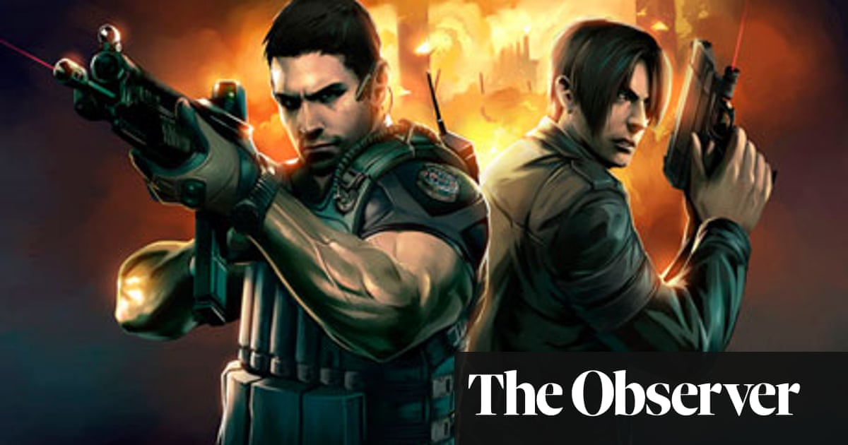 Resident Evil 6 Review Games The Guardian