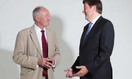 Ken Livingstone and Anthony Fry