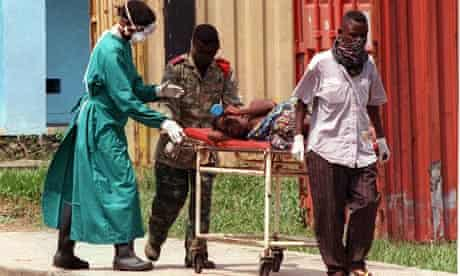 Ebola virus, Kikwit hospital