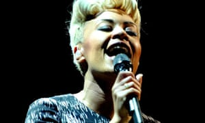 Emeli Sande Performs At Bridgewater Hall