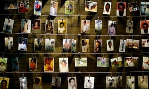 victime of Rwandan genocide