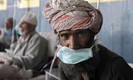 TB patients, Srinagar