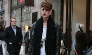 Alexander McCutcheon at margiela for H&M
