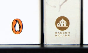 Penguin Books Random House Merger Talks
