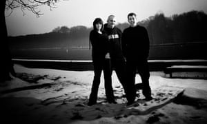 Tutti, Christopherson and Carter, formerly of Throbbing Gristle
