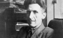 Question on George Orwell's