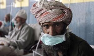 Kashmir patient