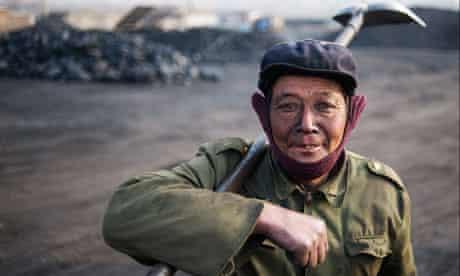 coal worker in Shanxi