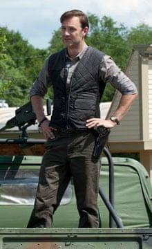 David Morrissey) - The Walking Dead