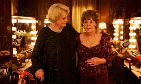 Maggie Smith and Pauline Collins in Quartet.