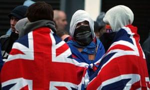 Belfast City Hall flag debate