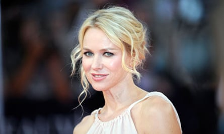 British actor Naomi Watts poses on the red carpet