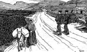 Illustration by Jack B Yeats