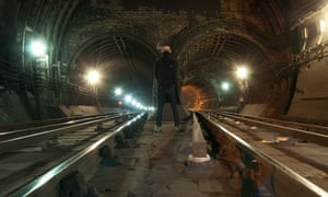 Urban Explorers on Piccadilly Line