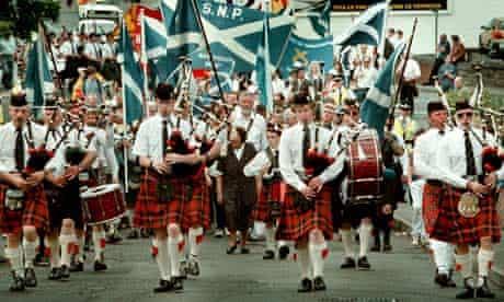 Scottish Nationalists annual Bannockburn rally ian jack column