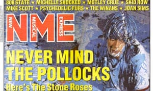 The Stone Roses, NME cover