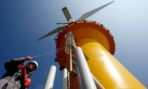 Gunfleet Sands windfarm