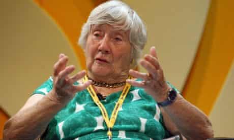 Liberal Democrat peer Shirley Williams